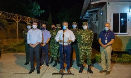 Presidente ofrece recompensa de $500 millones por atentado en Cúcuta