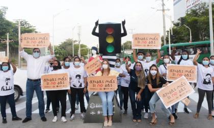 Intensifican campaña 'Por los niños del semáforo' contra el trabajo infantil