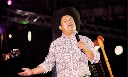 Hospitalizado el cantante de música llanera, Walter Silva