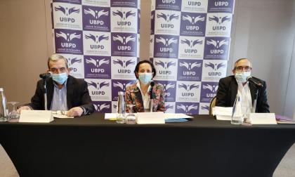 Entrega de información de los exFarc-EP sobre víctimas de desaparición