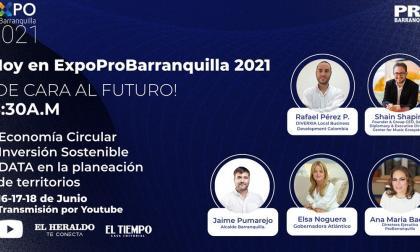 Tercer día de ExpoProBarranquilla   De cara al futuro