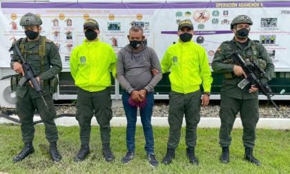 Cae cabecilla político del 'Clan del Golfo' en la Terminal de Transportes de Montería