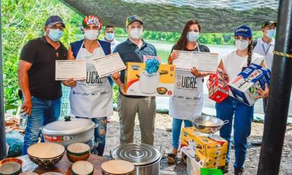 Fortalecen los proyectos de cocineros de Mamarraya y El Rincón del Mar