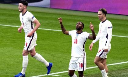 Inglaterra clasificó a los octavos de la Eurocopa