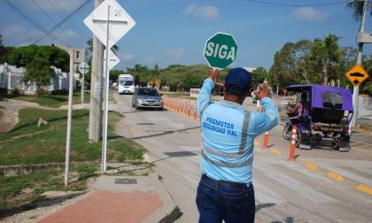 En 17 municipios del Atlántico operarán cincuenta promotores viales