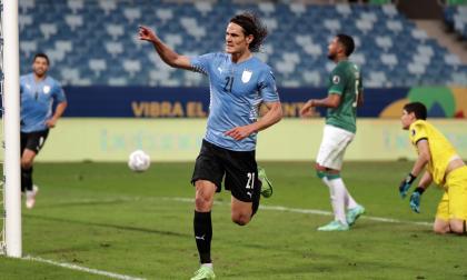 Uruguay se clasificó a los cuartos de final de la Copa América