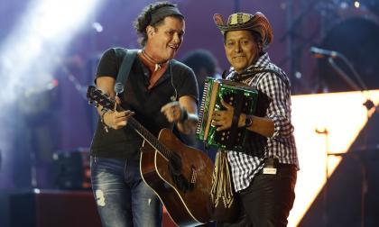 Egidio Cuadrado será premiado en los Grammy