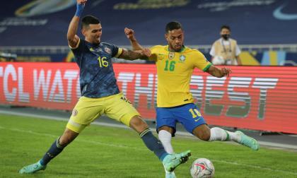 Daniel Muñoz valoró la confianza que le tiene Reinaldo Rueda