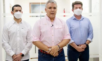 Las autoridades colombianas investigan atentado contra Duque, aún sin autoría