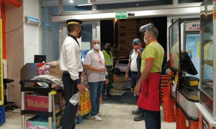 Mantendrán controles de bioseguridad en locales comerciales de Santa Marta