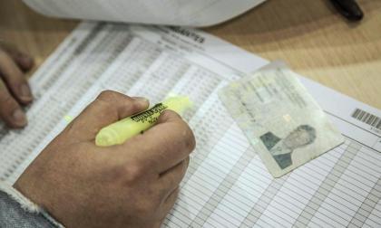 Más de 61.000 ciudadanos han inscrito su cédula para las elecciones de 2022