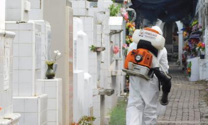 Otras 250 bóvedas en cementerios distritales de Cartagena