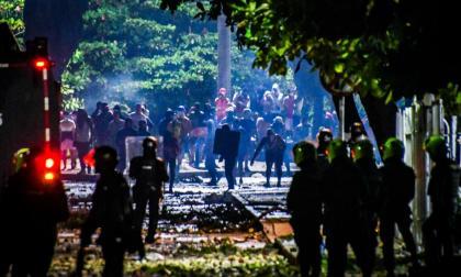 El espaldarazo a la ley antivandalismo que presentó Duque