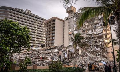 Aumentan a 24 los fallecidos en el derrumbe de edificio en Miami-Dade