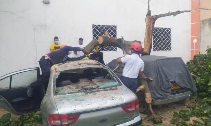 Alcaldía y organismos de socorro atienden emergencias en Soledad