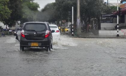 Fuertes lluvias por tormenta tropical Elsa en la región Caribe
