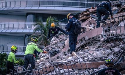 Ya son 28 los cuerpos rescatados del derrumbe en Miami-Dade