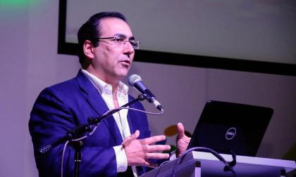 Sergio Díaz-Granados, nuevo presidente del banco de desarrollo CAF