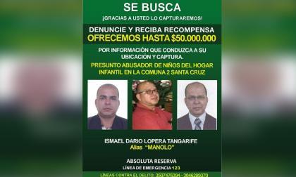 Este es el presunto abusador en jardín infantil de Medellín