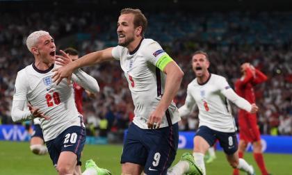 Inglaterra encaja el primer tanto pero aplaca la sorpresa