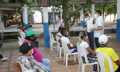 Capacitan a un grupo de 85 carromuleros del municipio de Malambo