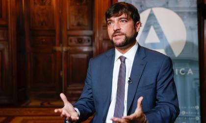 """""""Somos más optimistas que gran parte de Colombia"""": alcalde Pumarejo"""