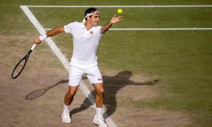 """""""Me gustaría jugar de nuevo en Wimbledon"""": Roger Federer"""