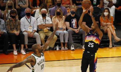 Suns tomaron ventaja en la Final de la NBA