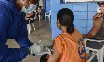 Atlántico rompe la barrera del millón de vacunas aplicadas