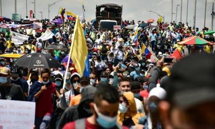 Las 40 recomendaciones de la CIDH a Colombia por manifestaciones sociales