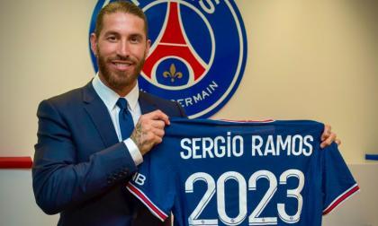Sergio Ramos ficha por el PSG por dos temporadas