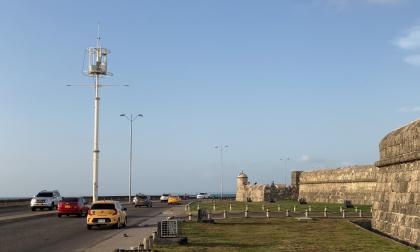Cartagena busca meter en cintura instalación de antenas de comunicaciones