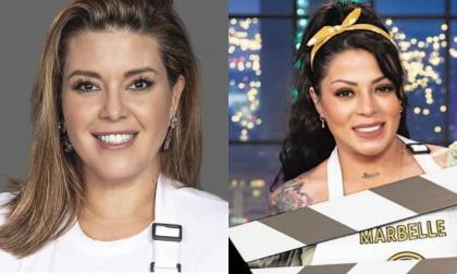 Alicia Machado dice que fue víctima de xeonofobia en MasterChef