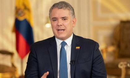 """""""Duque no se reunió ni tiene vínculo con Anthony Intriago"""": Presidencia"""