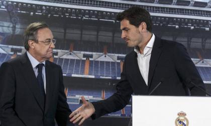 Polémica por audio de Florentino: Casillas y Raúl son las dos grandes estafas del Real Madrid