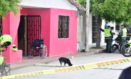 A balazos asesinan a 'Cirilo' en el barrio El Carmen, de Galapa