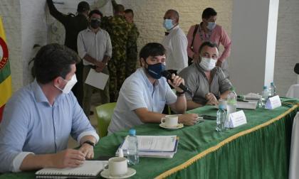 Vamos a velar por la seguridad: Pumarejo por manifestaciones del 20 de Julio