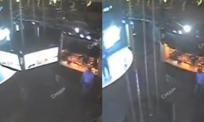 Celebraba su cumpleaños en un bar y murió aplastada por las pantallas de karaoke