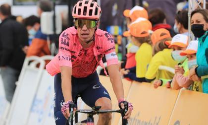 Rigoberto Urán quedó sin posibilidades de estar en el podio del Tour de Francia