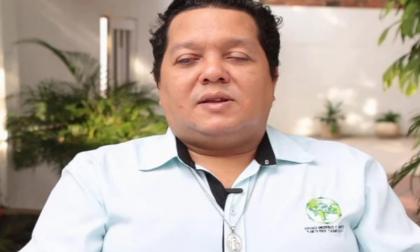 """""""Mientras esperaba primera dosis, empecé a 'cranear' mi tutela"""": abogado cartagenero"""