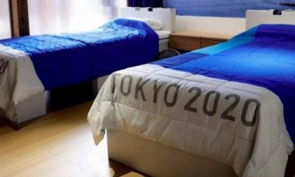 """Deportistas de los Juegos Olímpicos dormirán en camas """"anti sexo"""""""