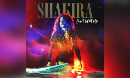 Shakira dio un adelanto del video musical de su sencillo 'Don't Wait Up'