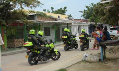 La toma de Juan Mina: en busca de seguridad
