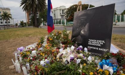 El funeral de Estado de Moise se hará el 23 de julio en el norte de Haití