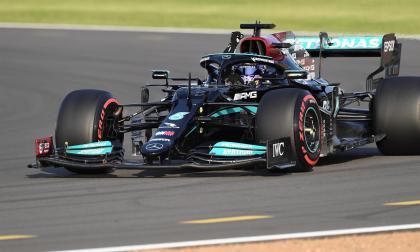 Lewis Hamilton saldrá primero en calificación sprint