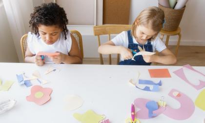 ¿Cómo estimular la creatividad de los niños en casa?
