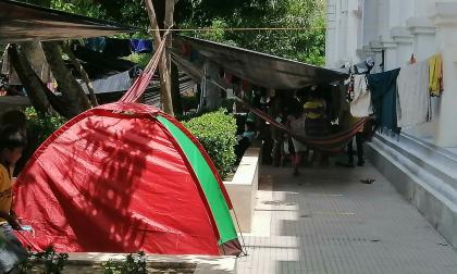 Desplazados en Córdoba, un fenómeno que no para
