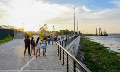 Gran Malecón del Río cumple 4 años de construido