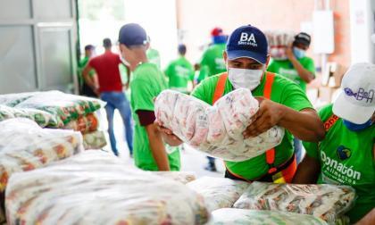 Sincelejo distribuirá 44 toneladas de alimentos entre la población más vulnerable