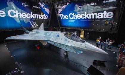 Conozca el nuevo avión de combate ruso 'Jaque mate'